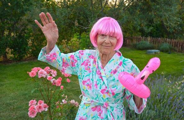 Ricette Della Nonna Instagram.Licia Modella Instagram A 89 Anni E Di Viterbo La Nonna Social Del Momento Il Nepesino Portale Del Turismo Nepi