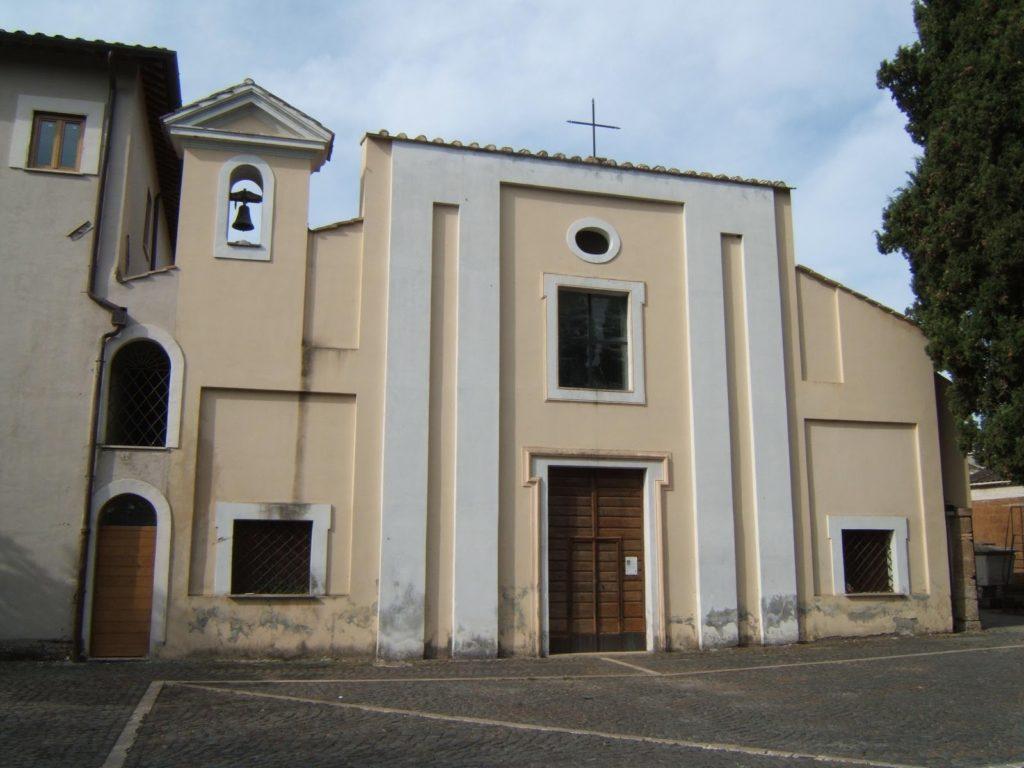 Esterno Santa Savinilla
