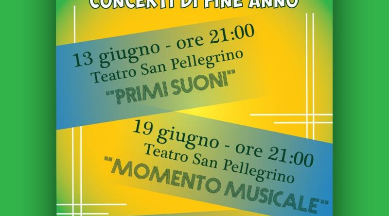Concerto conclusivo anno accademico 2018/2029
