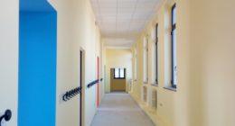 Nepi, finiti i lavori alla scuola elementare: l'ultimo piano torna agibile