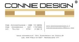 Connie Design, la soluzione stilosa ed ecologica per il tuo arredamento
