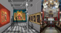 Nepi, alla scoperta del Duomo: visite guidate aspettando il museo