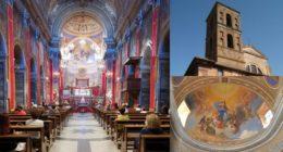 Nepi, auguri al Duomo: la chiesa che distrusse Napoleone